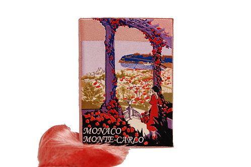 Monaco Clutch Book