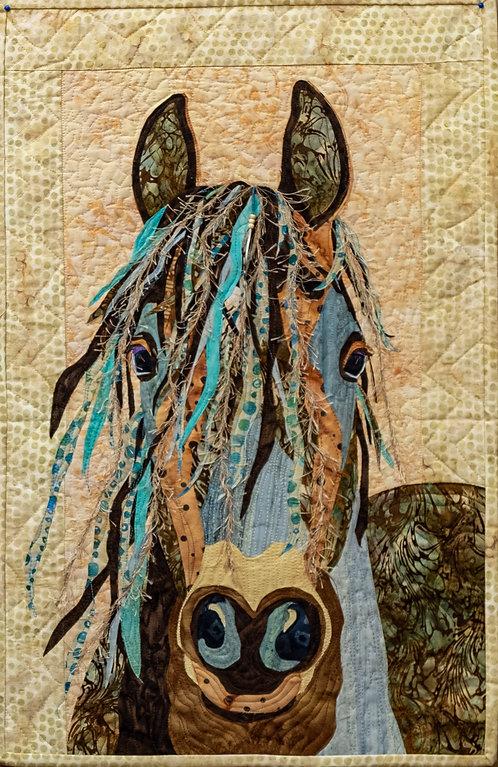 Mosher & Zehner - Fabric art