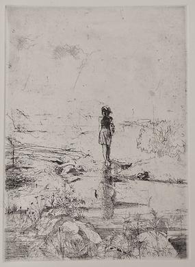 Andrew Rush Desert walk