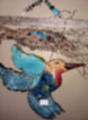 Laura Stiltner - humming bird