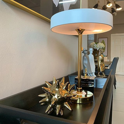 ACRYLIC SHADE TABLE LAMP