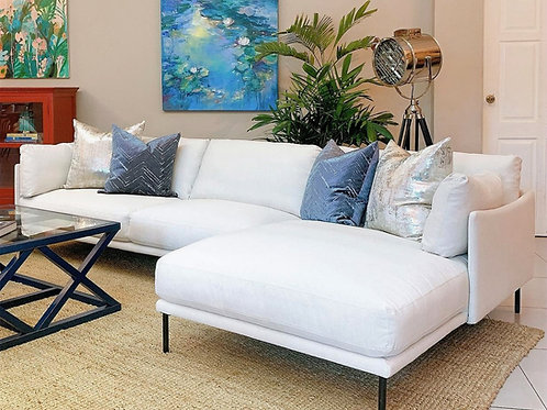 SECTIONAL SOFA-RIGHT CHAISE