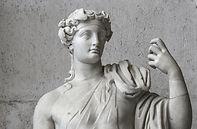 Sculpture en pierre ancienne
