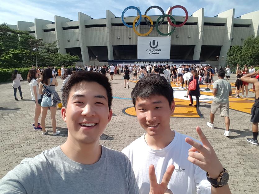 Seoul Survivor: One week abroad