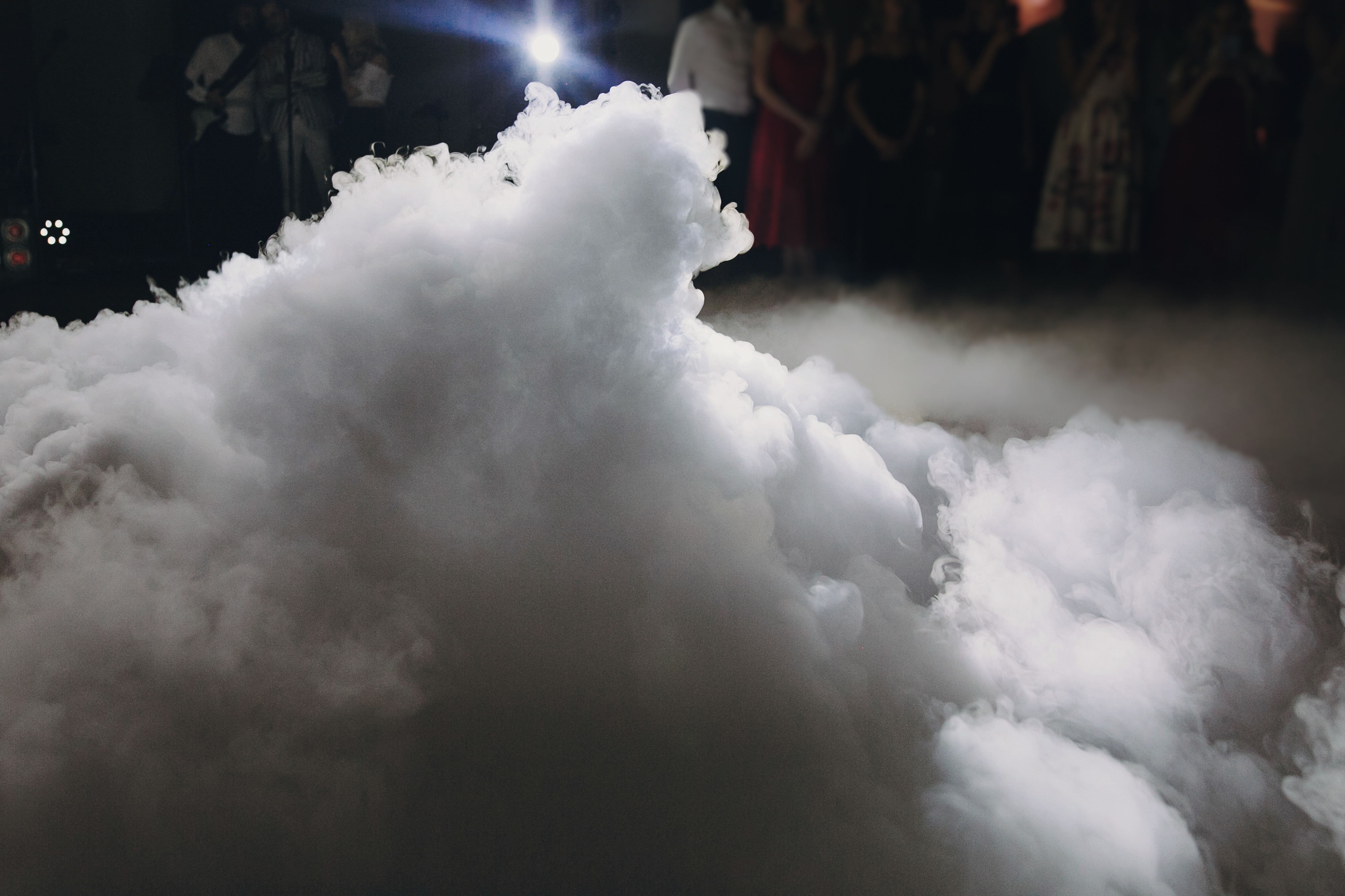 Dancing on the Cloud