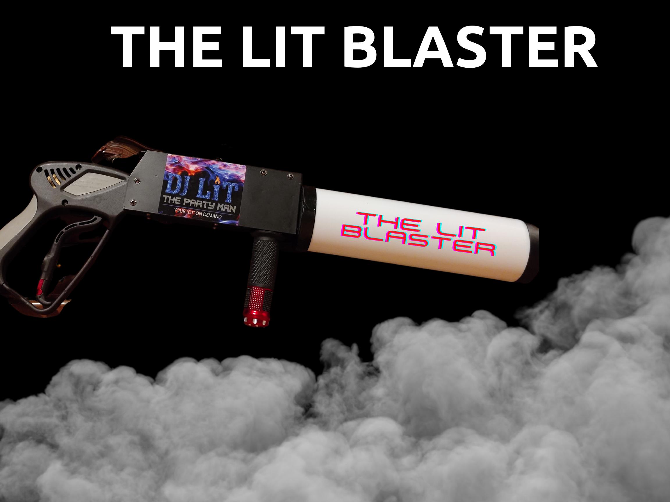 The Lit Blaster