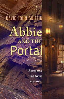 Abbie and the Portal front cover