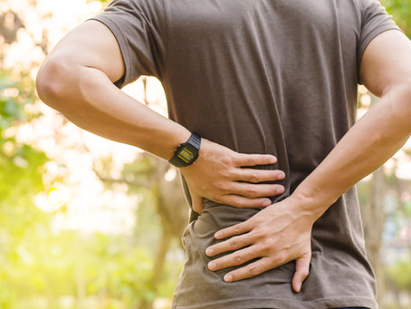What's Causing Your Low Back Pain?
