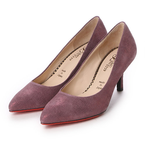 Almond toe pumps Pink