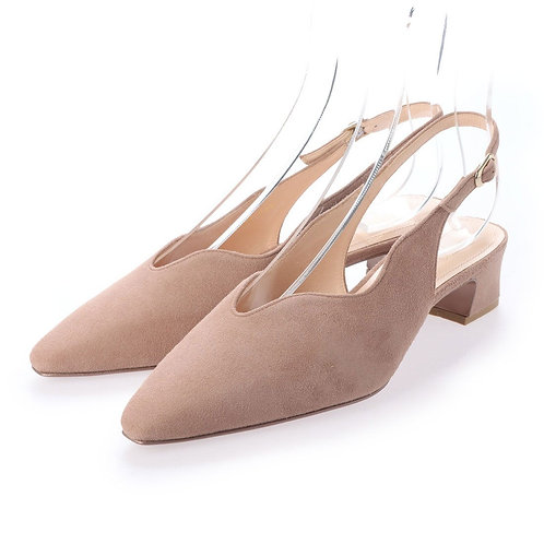 Strap pumps P.Beige