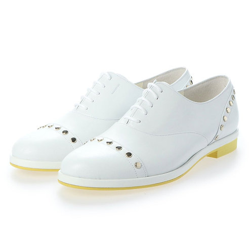 Oxford shoes White