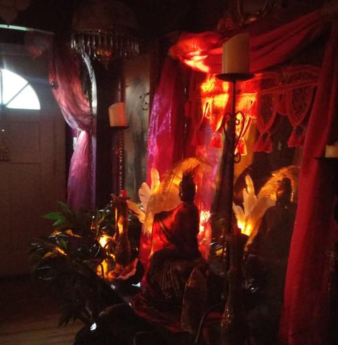 Garden of the Goddess Fire Goddess