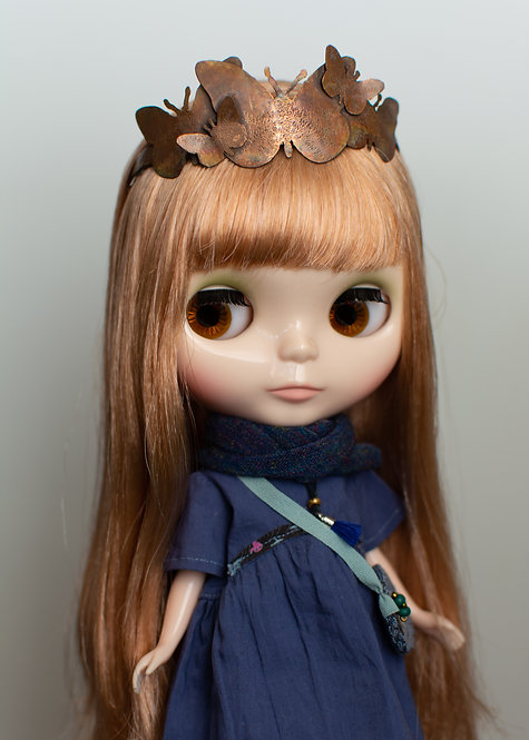 Doll Crown- Butterfly
