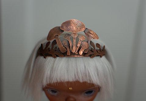 Doll Crown - Mushroom