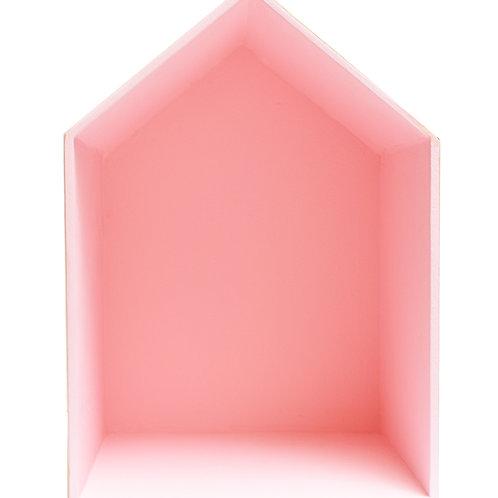 Repisa en forma de casita