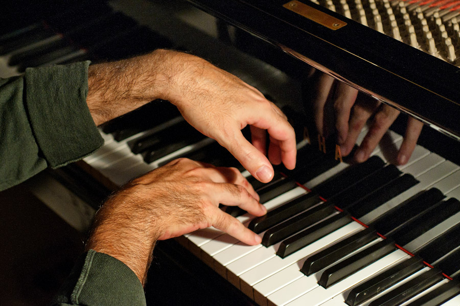 lluís vidal, pianista i compositor