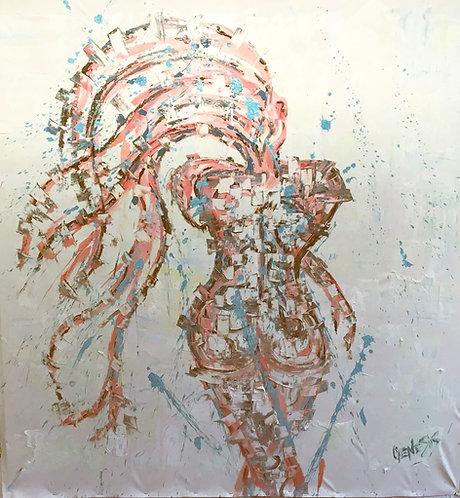 Rain of Romance Painting