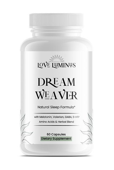 Dream Weaver NATURAL SLEEP FORMULA