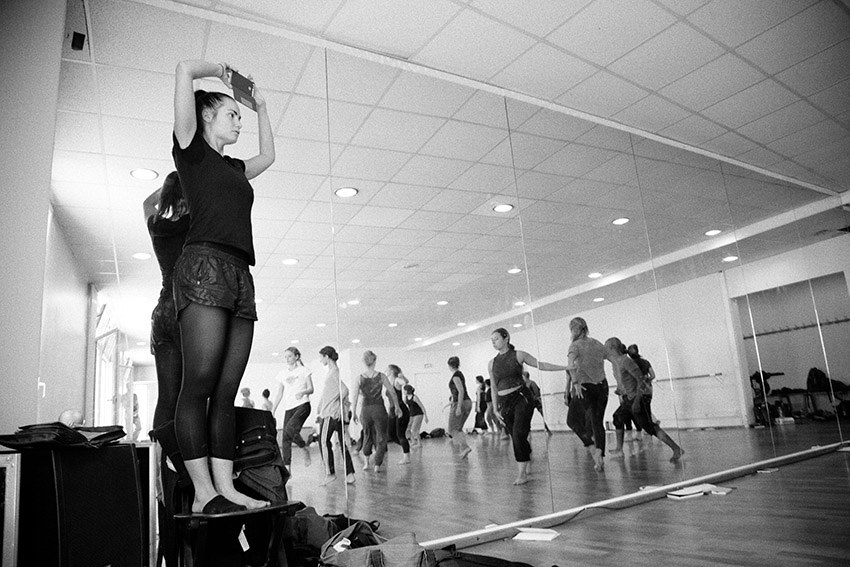 ACTS / Ecole de danse contemporaine