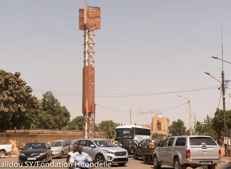 Radio Broadcasting for Internally Displaced People in Burkina Faso