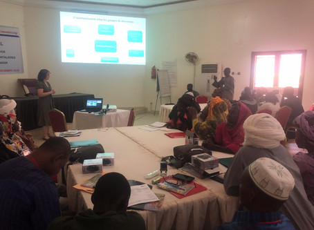 New collaboration with IMS in Niger, Mali and Burkina Faso