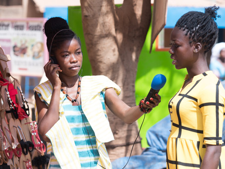 Covid-19 and Radio Broadcasting in the Sahel