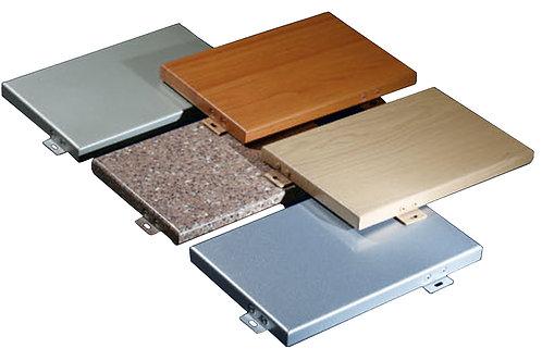 Aluminum Veneer Surface