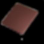 แผ่นสแตนเลสสีเพอร์เพิลโรสเม็ดทราย ( BB P