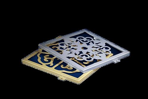 Art Hollow Aluminum Plate