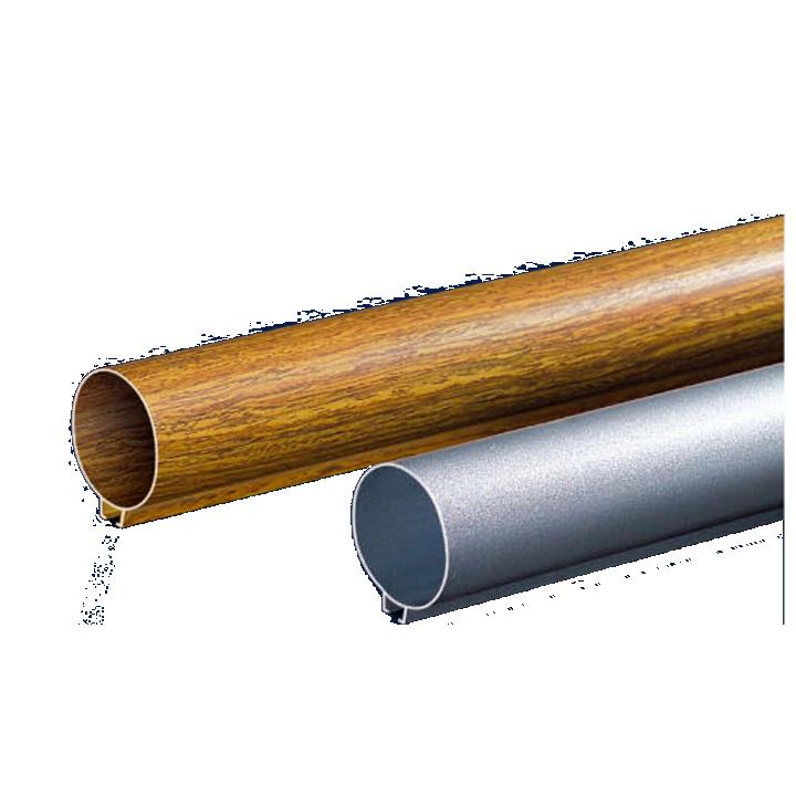 ALUMINUM CIRCULAR TUBE SYSTEM