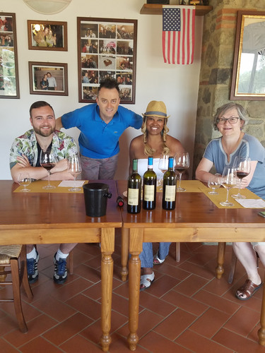 Boutique Tour of Tuscany