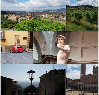 Sprezzatura! Boutique Tour of Tuscany