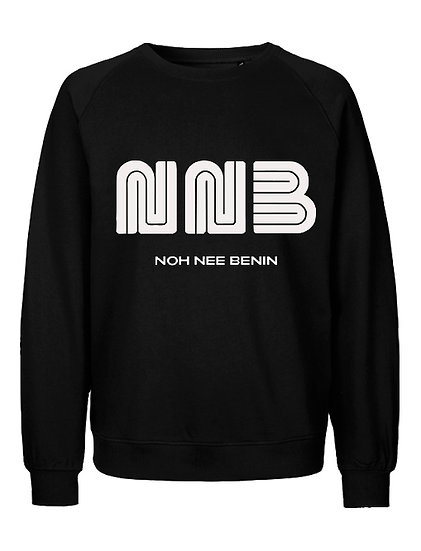 NNB - SWEATER DEEP BLACK