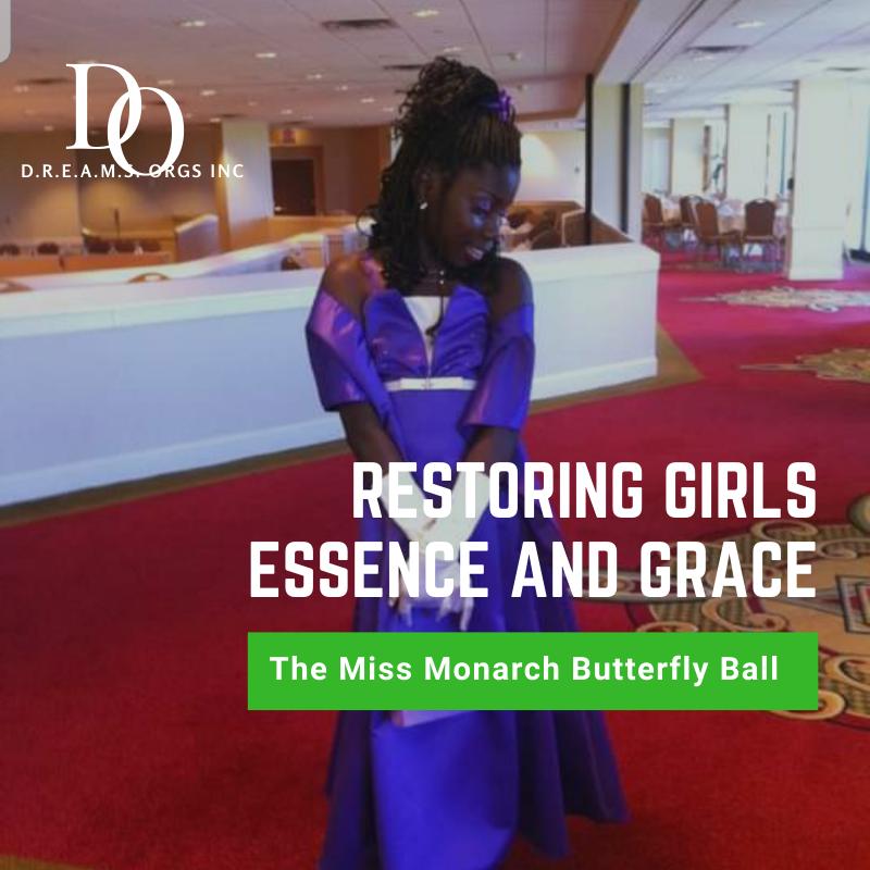 Miss Monarch Butterfly Ball