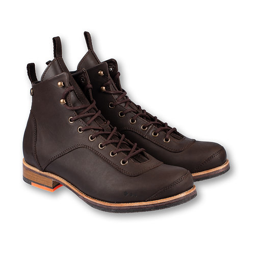 CASUAL BOOT BROWN