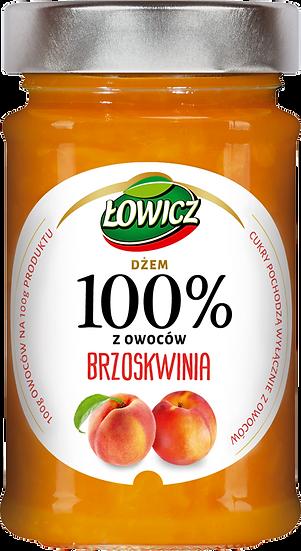 Dzem Brzoskwinia 100% z owocow