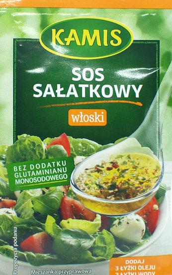 Sos salatkowy wloski
