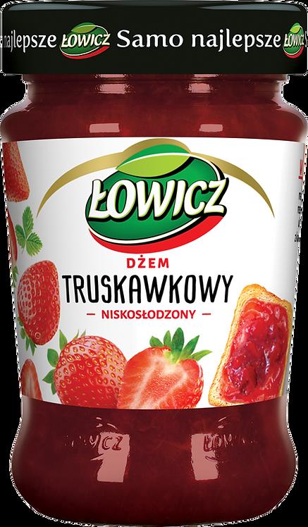 Dzem Truskawkowy niskoslodzony