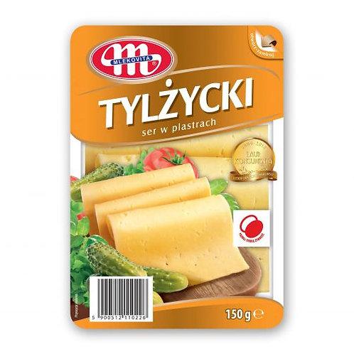 Ser Tylżycki w Plastrach 150g.