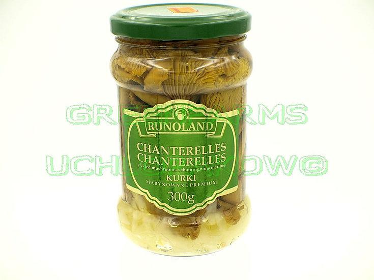 Chanterelies Premium in vinegar ( Kurki marynowane premium)