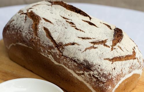 Country Style GRANDPA RYE Bread