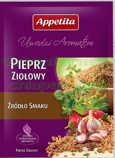 Herbs Pepper  Pieprz Ziolowy