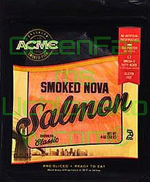 Smoke Salmon Nova Scotia 4 Oz.