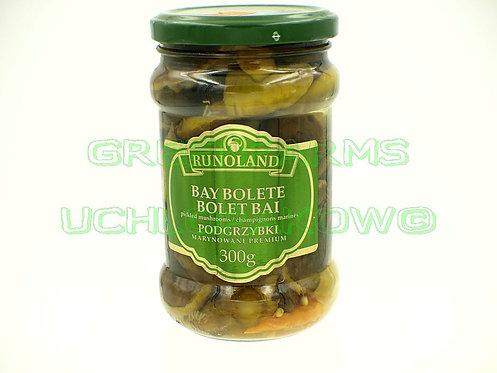 Bay Bolete Premium in vinegar ( podgrzybki marynowane premium)