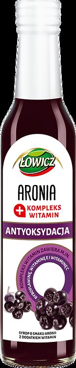 Sok Aronii z Witaminami 0.2 L