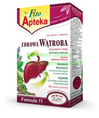HEALTHY LIVER  diet suplement  ( ZDROWA WATROBA ) 20pc/pk
