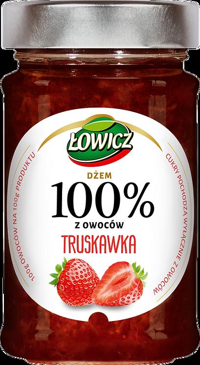 Dzem Truskawka 100% z owocow