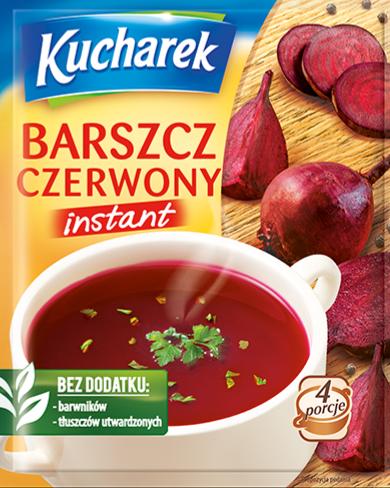 KUCHAREK Red Borsch instant