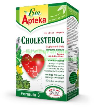 Cholesterol diet suplement  ( Cholesterol ) 20pc/pk