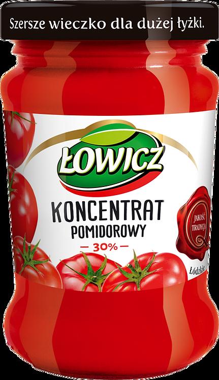 Koncentrat pomidorowy 30%   (w sloiku) 190 g.